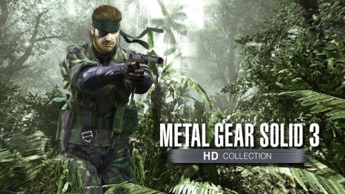 Arrivée - MGS HD Collection - PS3