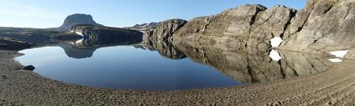 J3 - Hardangervidda : Hårteigen