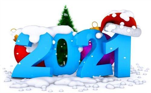 Tube New Year 2021