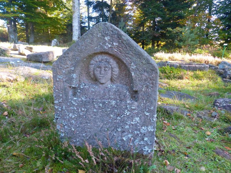 La Croix Guillaume à Saint-Quirin