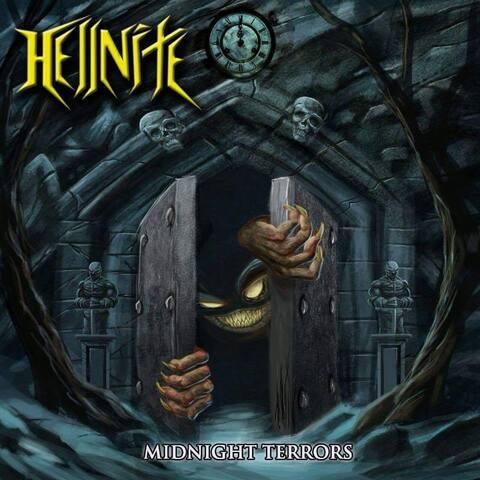 HELLNITE - Détails et extrait du premier album Midnight Terrors