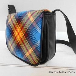 Besace Declaration of Independence tartan (vendue)