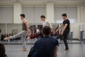 dance ballet class trisha brown