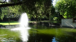 Le Parc du Chateau a Suresnes (92150)