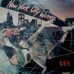 C.K.B. - New York City Women - Complete LP