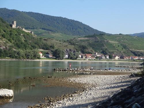 Vendredi 20 juillet Schönbuhel – Klosterneuburg