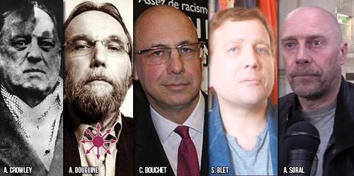 ➤ Révélations : les disciples de Crowley qui ont investi la dissidence