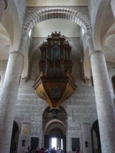 Tournus Eglise St Philibert