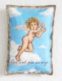 Ceci n'est pas un ange (17x24,5 cm) 2010