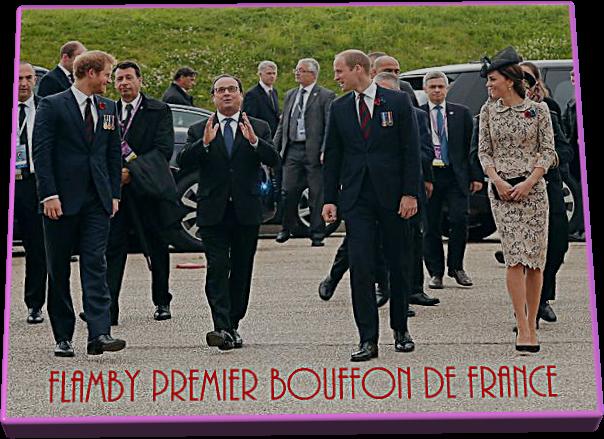 Flamby premier bouffon de France