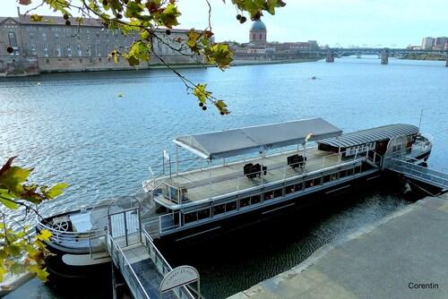 Toulouse : quai de Garonne