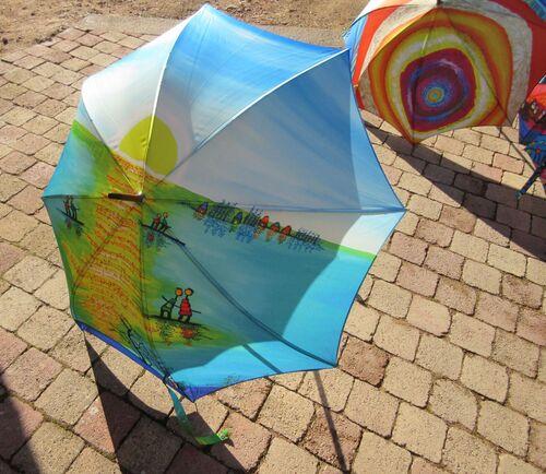 Trop beaux ! ! ! Parapluies ou ombrelles - suite !