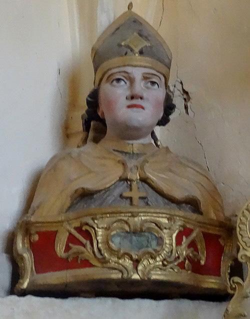 L'église de Buncey