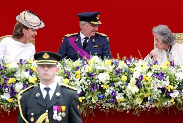 Parade militaire