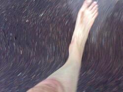 Le cri du pied