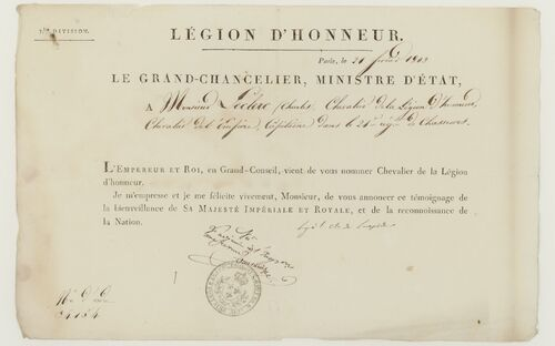 * Le Clerc Nicolas-Charles-François