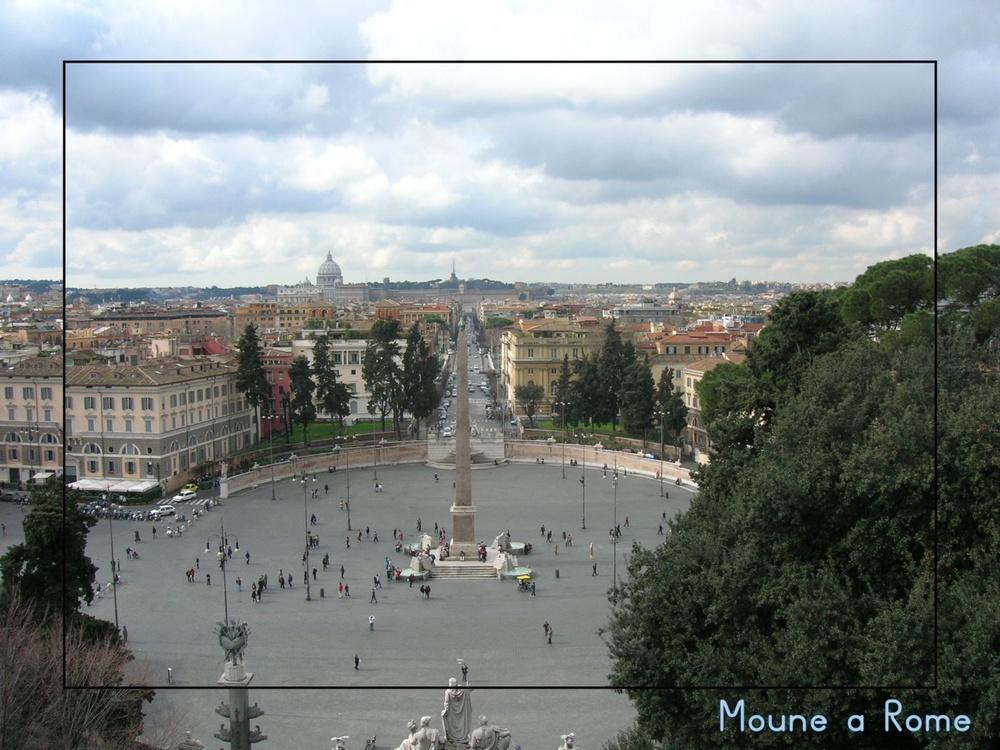 ROME : unique objet de mon ressentiment.