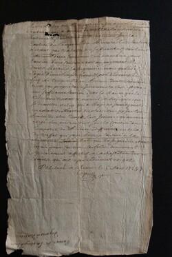 - 1723. Procès et sentences Aubry
