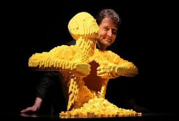 """The Art of the Brick"""