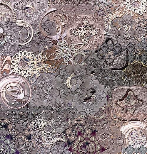 Fonds textures grunge, collage et relief 1