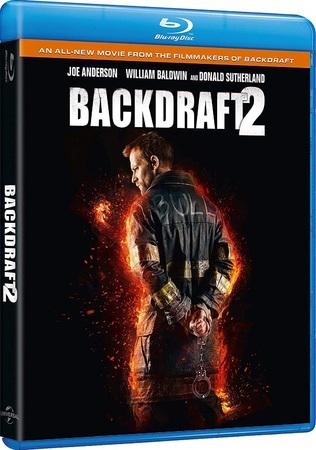 "Backdraft 2 """"Blu-ray Cinéma"""
