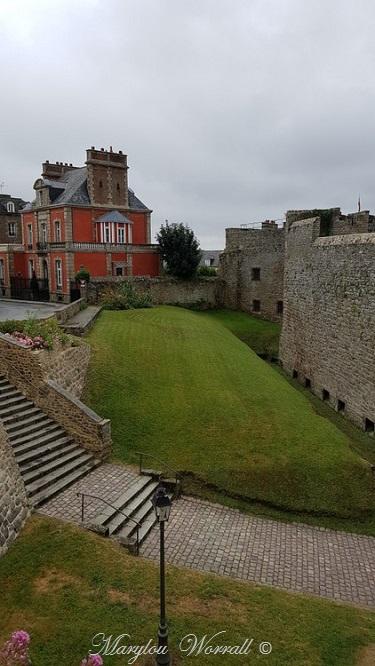 Bretagne : Dinan, Le Château 2/2
