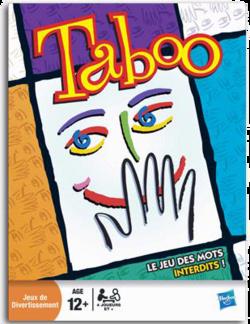 "Création d'un jeu ""TABOO"""