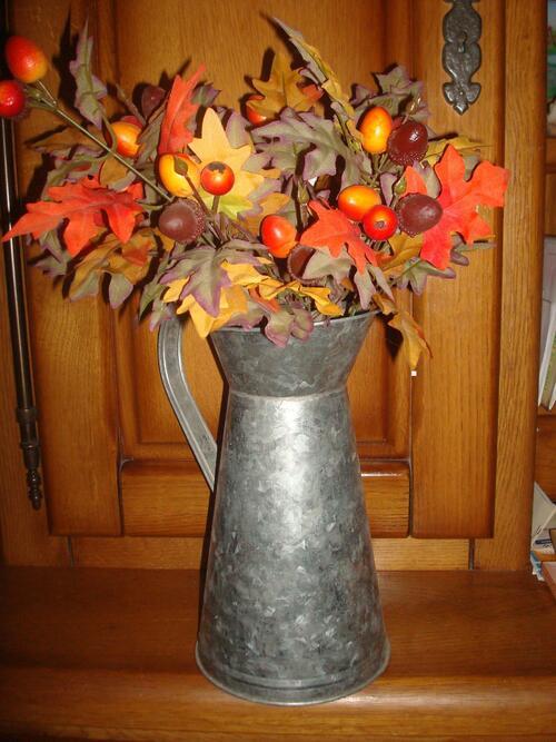 Matriochka d'automne
