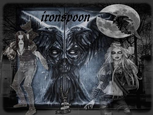 black metal kréa
