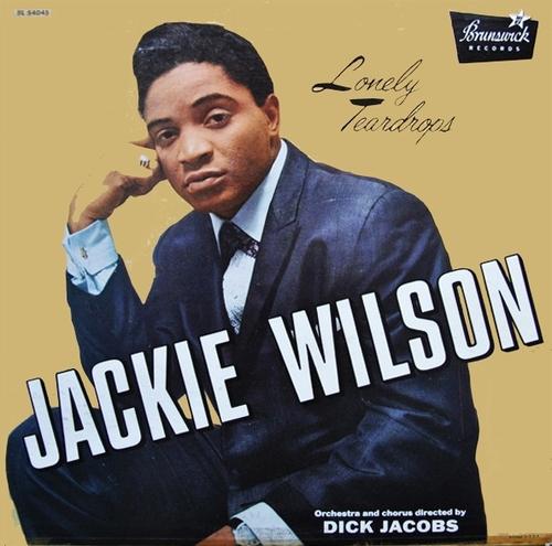 "Jackie Wilson : Album "" Lonely Teardrops "" Brunswick Records BL 54045 [ US ]"