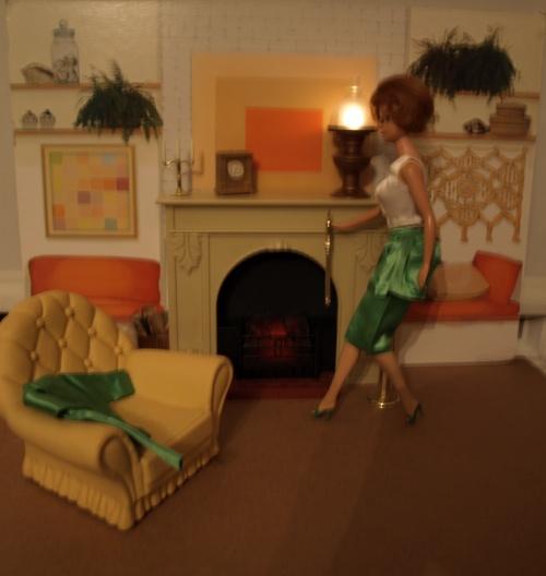 Barbie vintage : Theatre Date