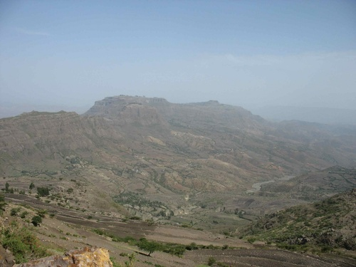 paysage de Maqdalla