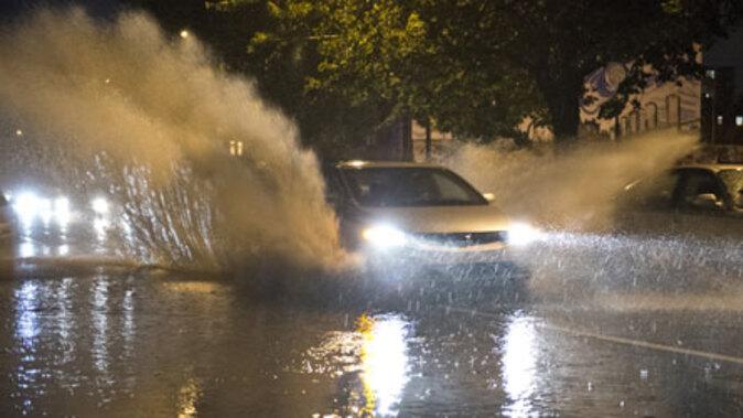 Le sud du Québec est frappé par de violents orages