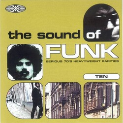 V.A. - The Sound Of Funk Vol.10 - Complete CD