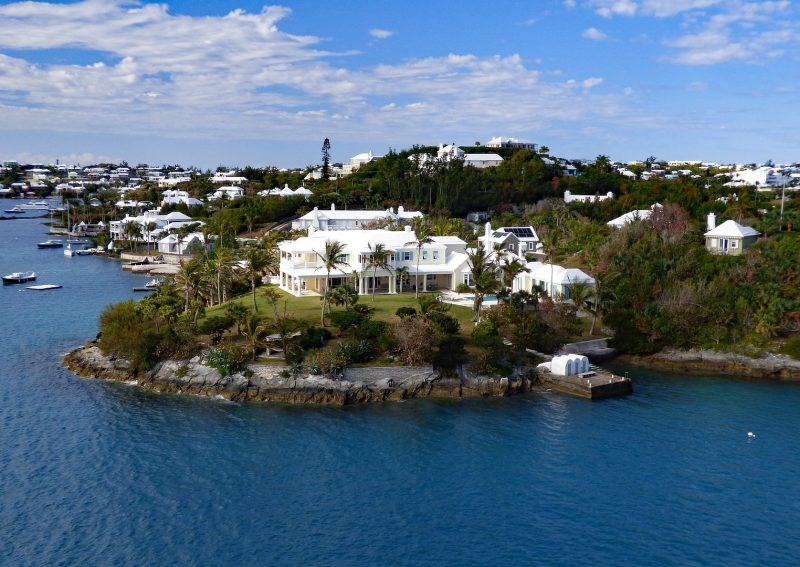 Achat d'une propriété résidentielle à Bermudes