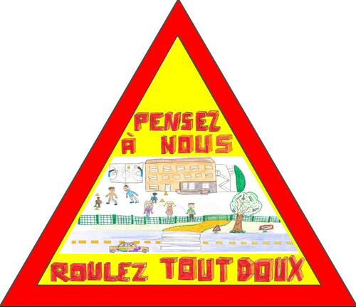 Panneau de Prévention Routière (2)