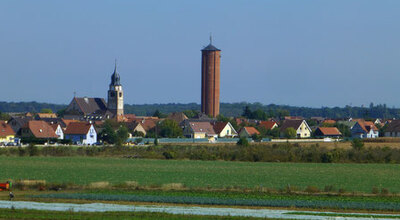 Ungersheim, village en transition