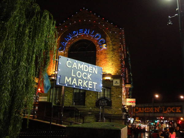 Camden by night