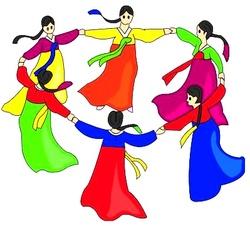 Danse d'Harmonisation à Cournon - mardi matin