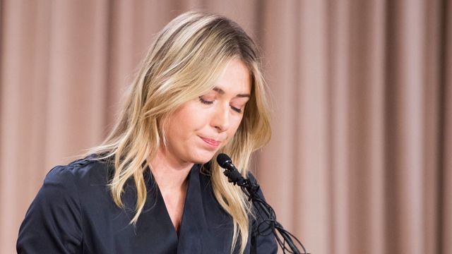 Maria Sharapova a révélé en première avoir été contrôlée positive au Meldonium, le 7 mars 2016, lors d'une conférence de presse à Los Angeles.