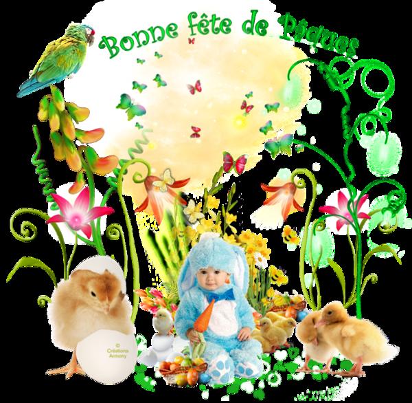 Super Tag Joyeuses Pâques