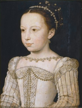 La Reine Libertine : la Reine Margot ; Michel de Decker