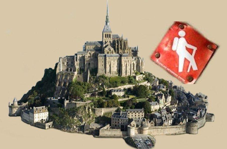 Autour du Mont Saint Michel...