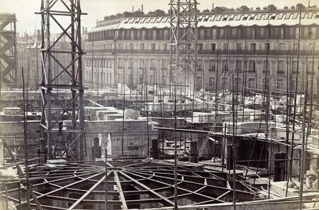 Le Figaro présentait le futur Opéra Garnier
