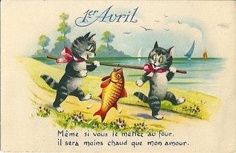 C'est le 1er avril !