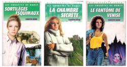 Les enquêtes de Nancy : livres jeunesse