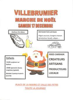 Dates des marchés de Noël en Décembre.
