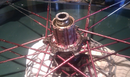 01-01-2012 Changement des roulements sur roue Cobalt
