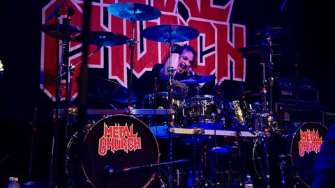 METAL CHURCH recrute le batteur Stet Howland