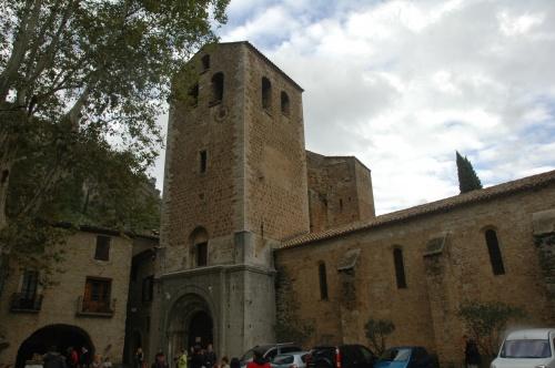 église abbaye de Gellone de Saint Guilhem